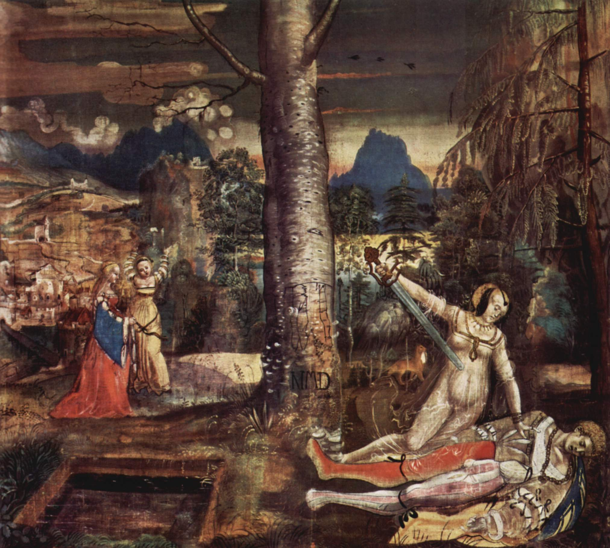 which archetype does the myth of pyramus and thisbe represent
