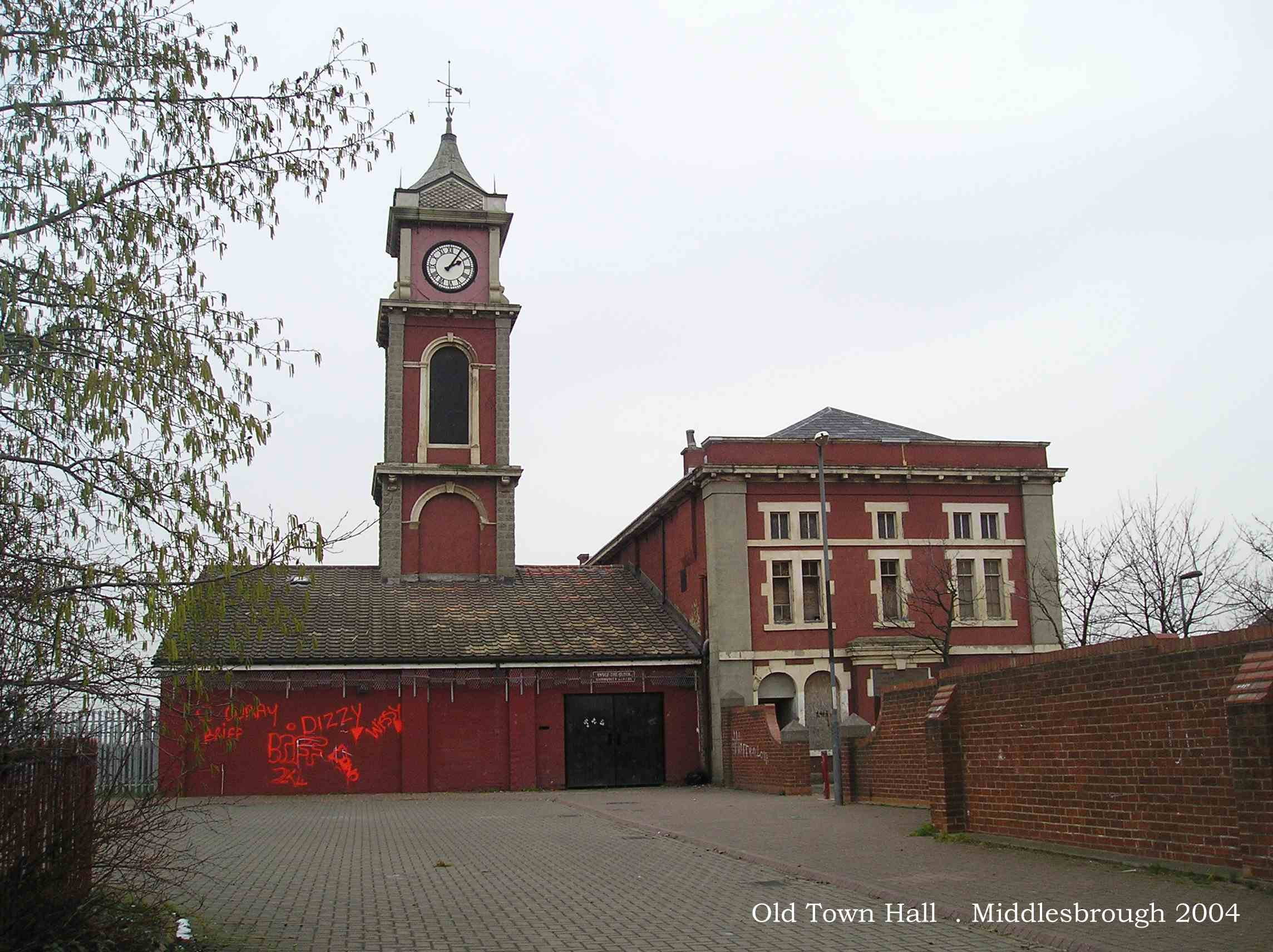 File Old Town Hall  Middlesbrough  Yorks Jpg
