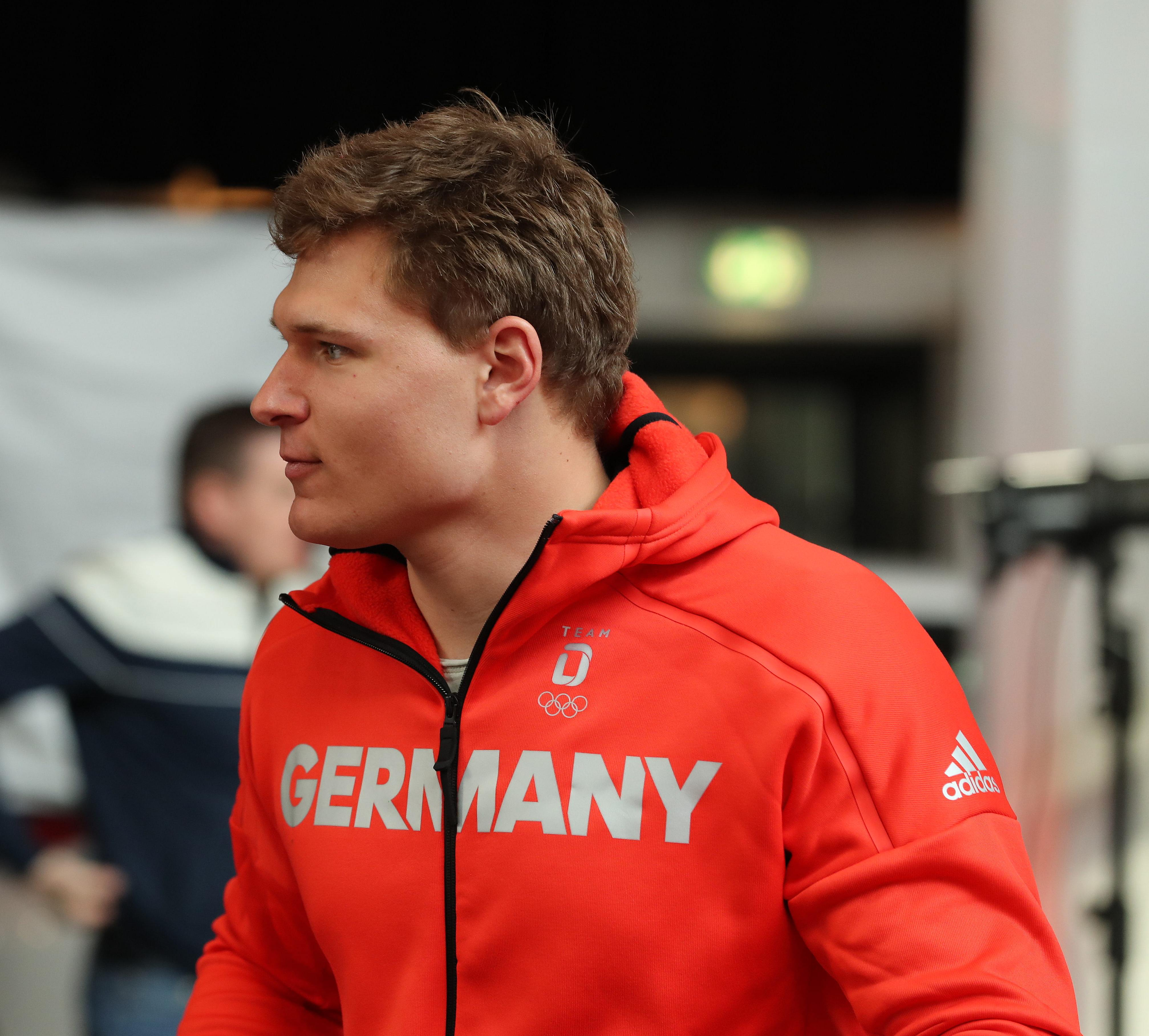 2018martin Rulsch060 Einkleidung München File olympia E2WHID9Y