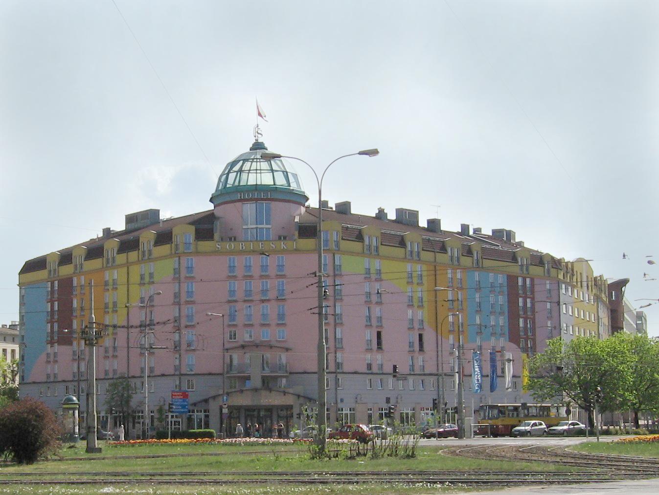 Hotel Sobieski Warszawa Spa