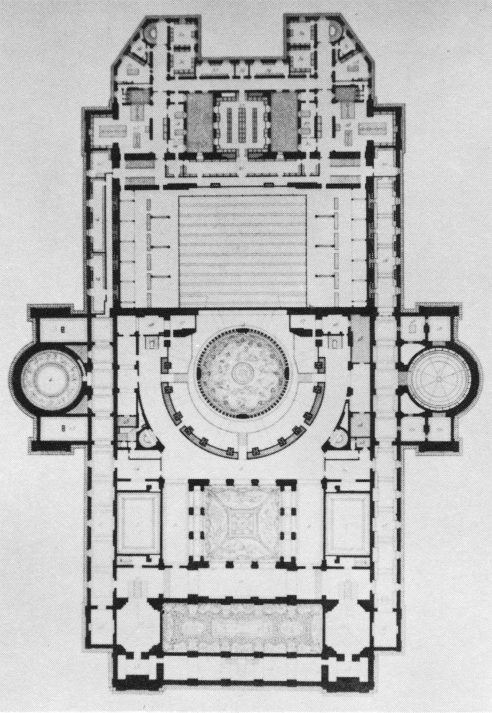 house ground floor plan