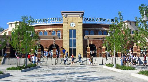 Parkview field wikipedia for The parkview