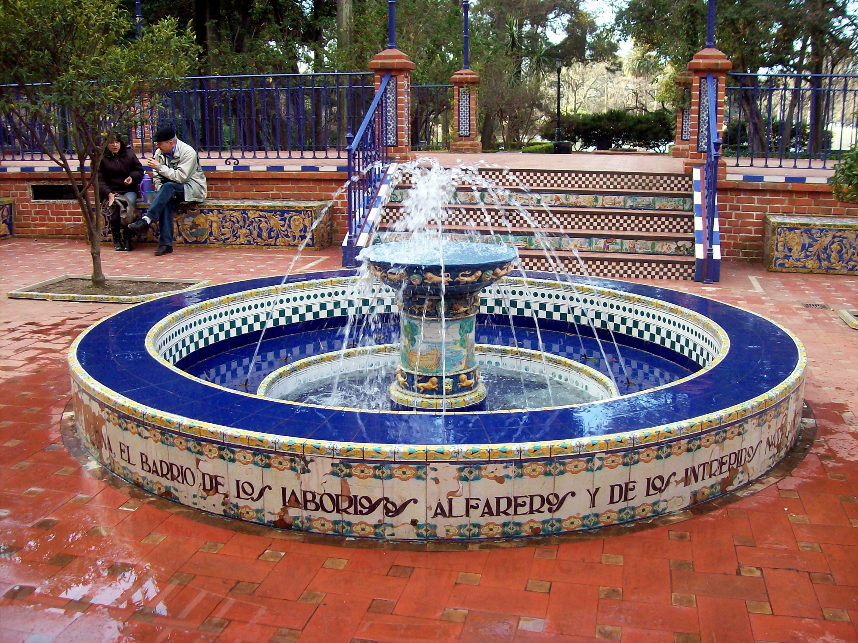 File paseo andaluz wikimedia commons - Fuentes de exterior ...