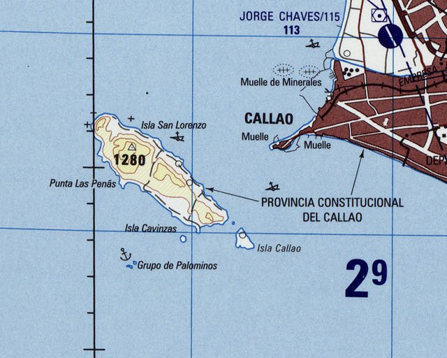 Cat S Cradle Is San Lorenzo An Island