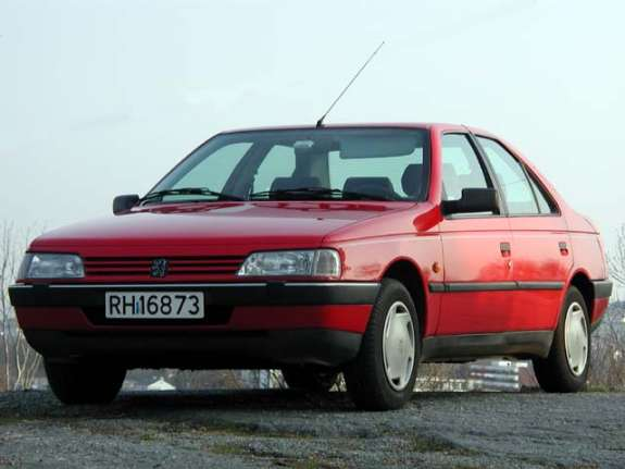 Peugeot 405 - Wikipedia, the free encyclopedia