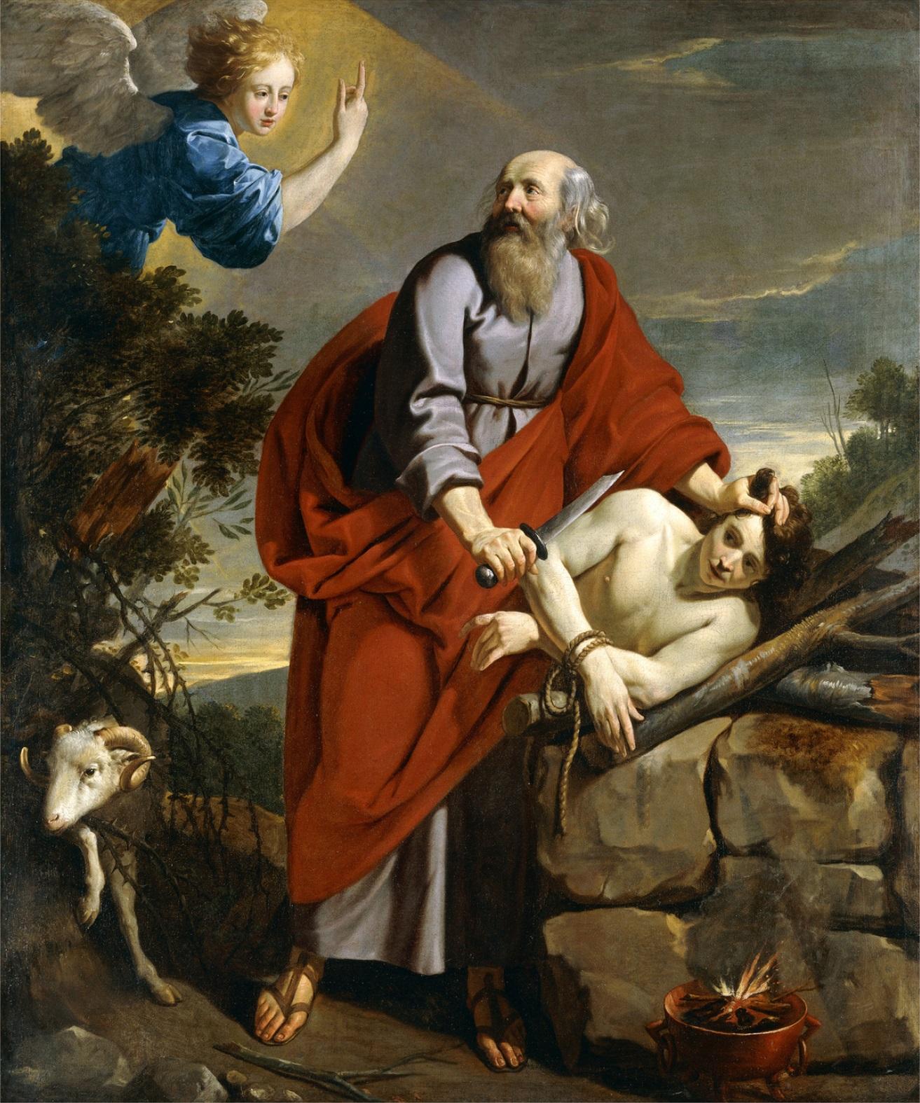 File:Philippe de Champaigne - Le sacrifice d'Isaac.jpg - Wikimedia Commons