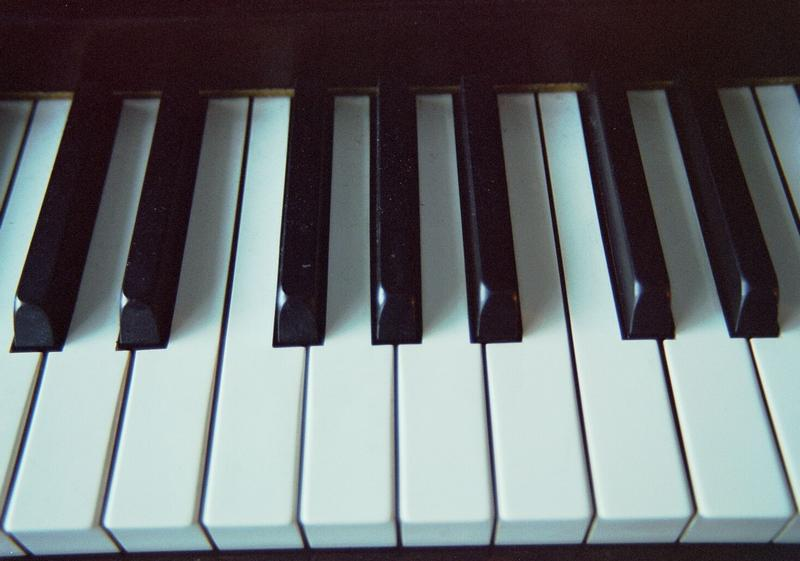 Piano keyboard Perfect Pitch: Recognizing Notes Out of Thin Air