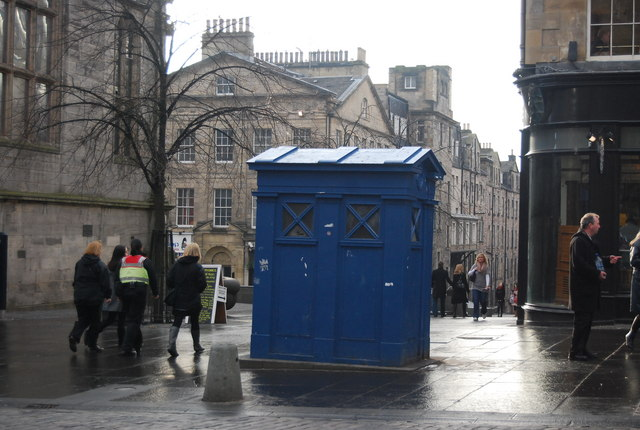 Royal Mile Police Box Wikipedia