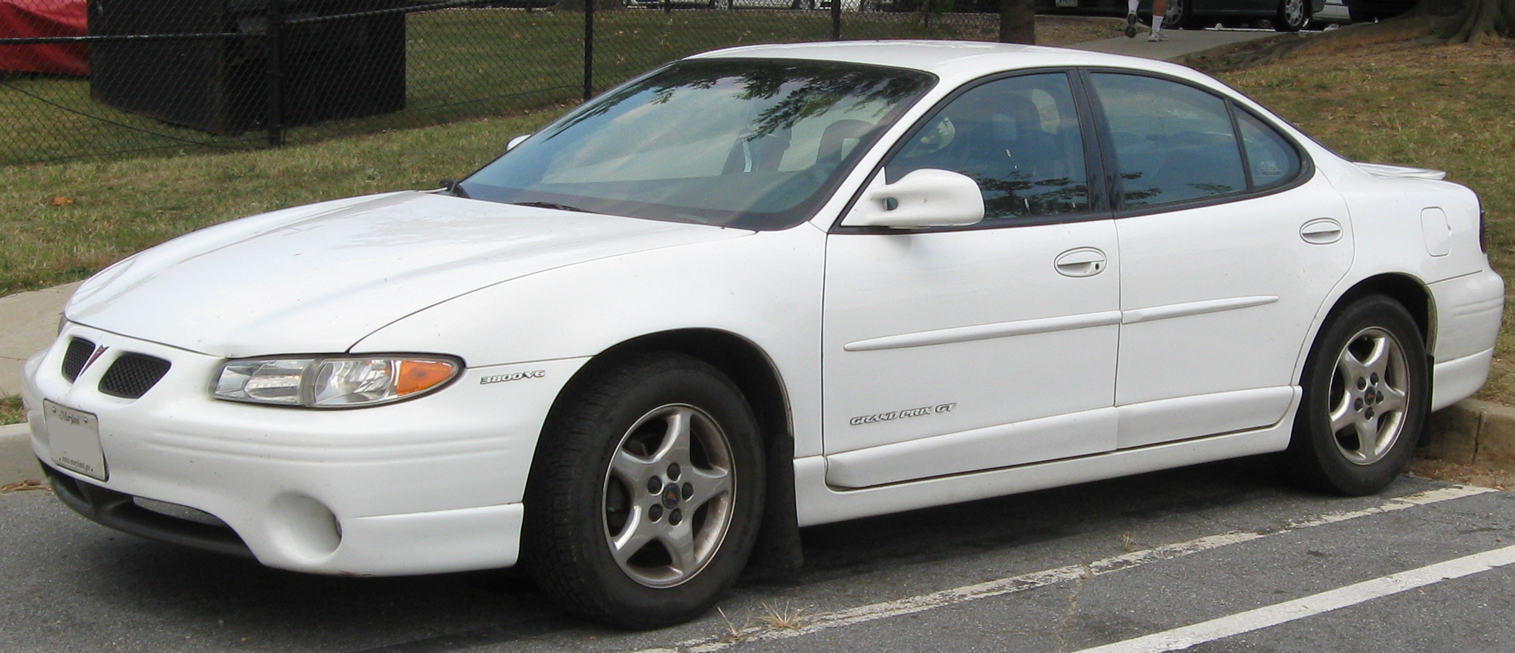 Pontiac Grand Prix Sports Car