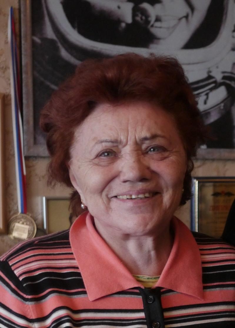 Marina Popovich: biography 24