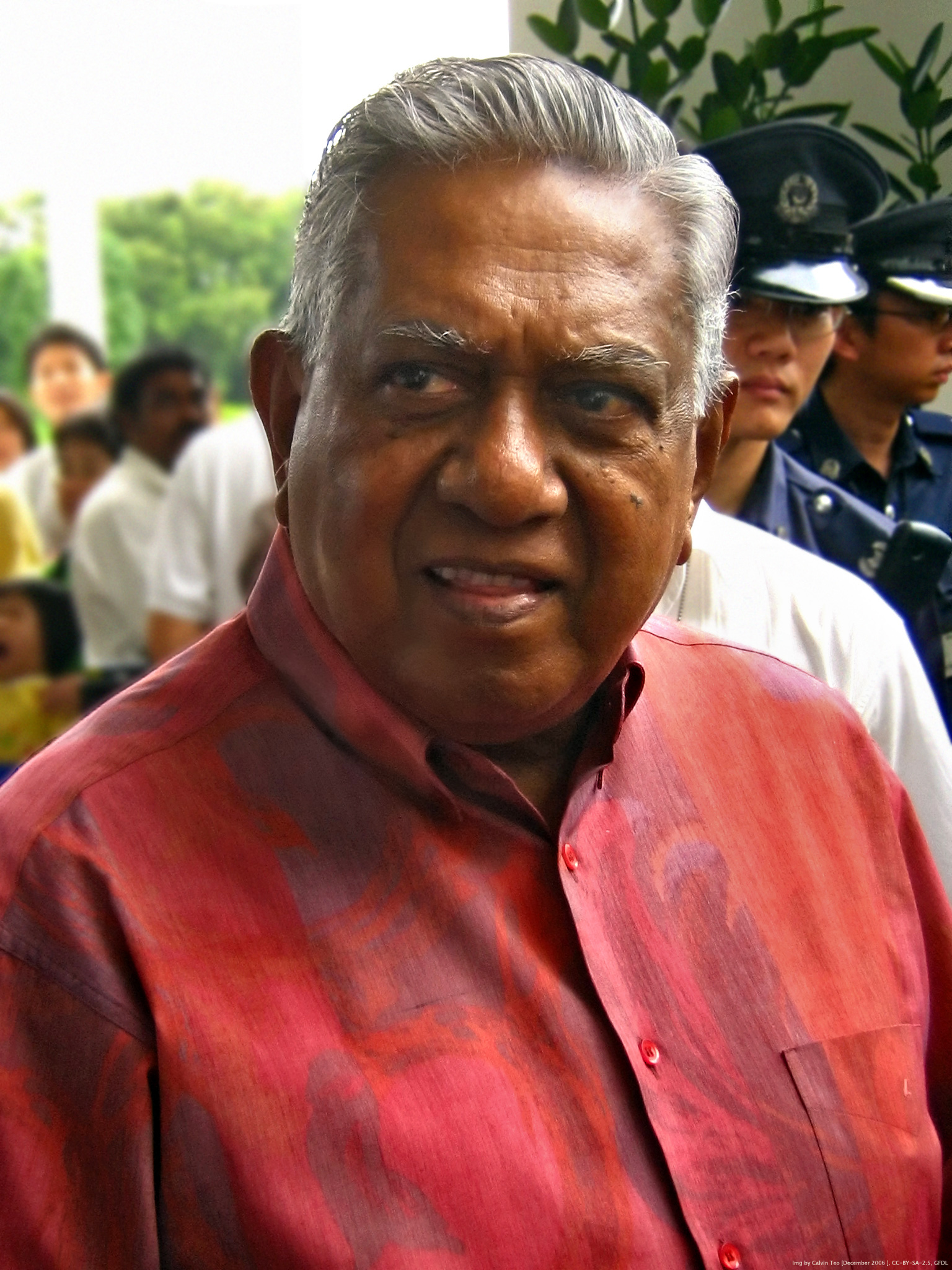 S. R. Nathan - Wikipedia, the free encyclopedia