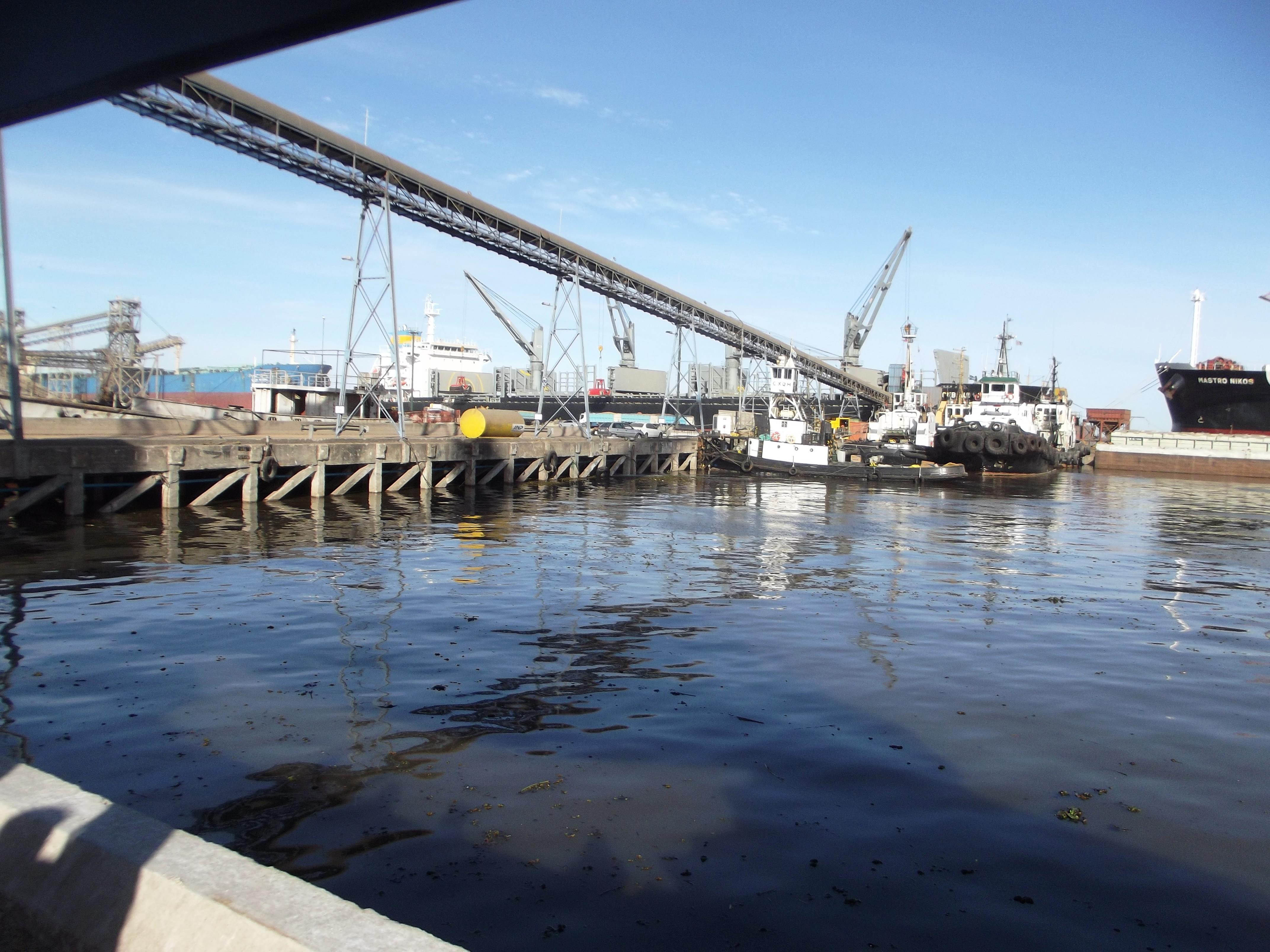 Archivo:Puerto de Nueva Palmira.JPG - Wikipedia, la enciclopedia libre