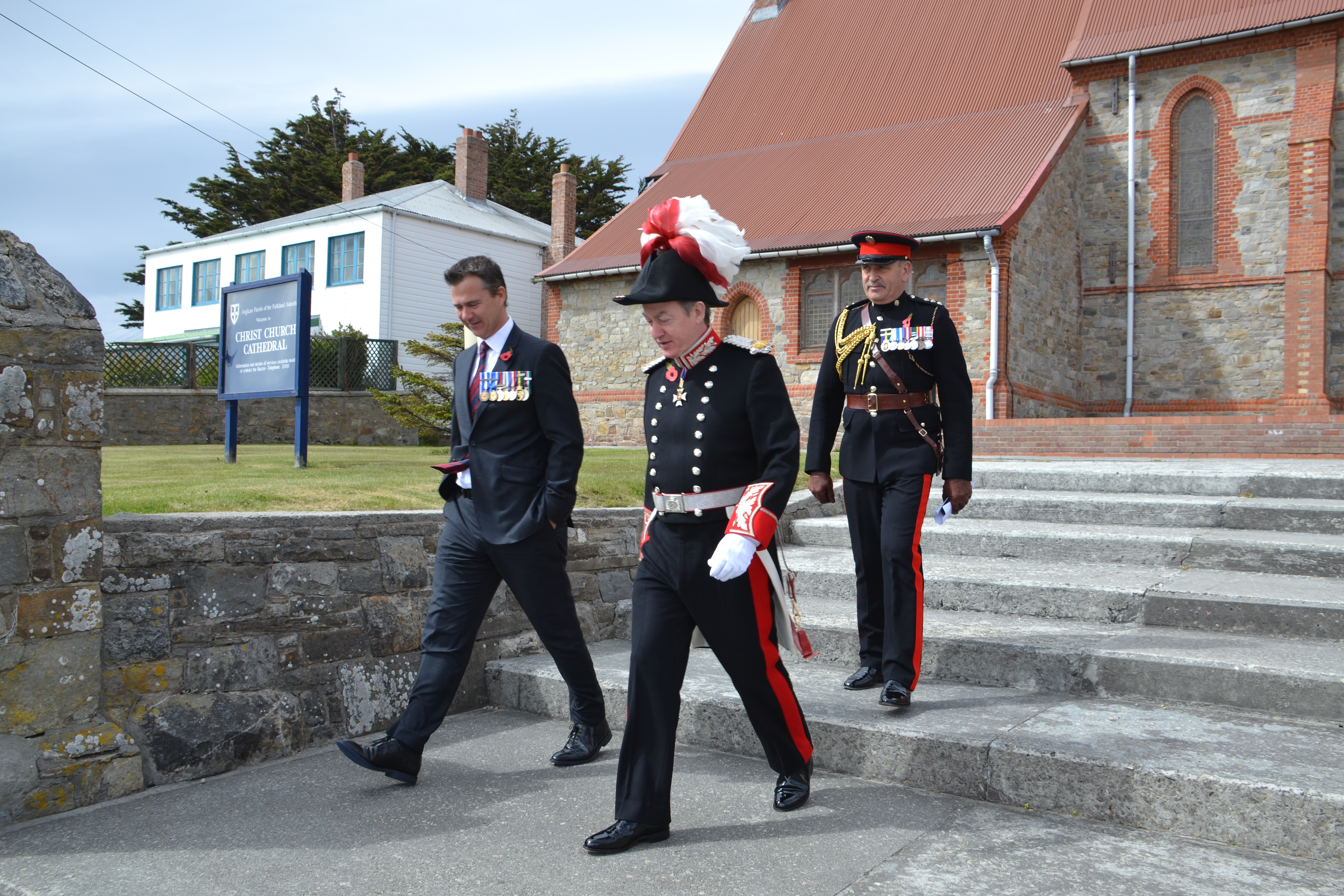 List of Governors of the Falkland Islands - Wikiwand