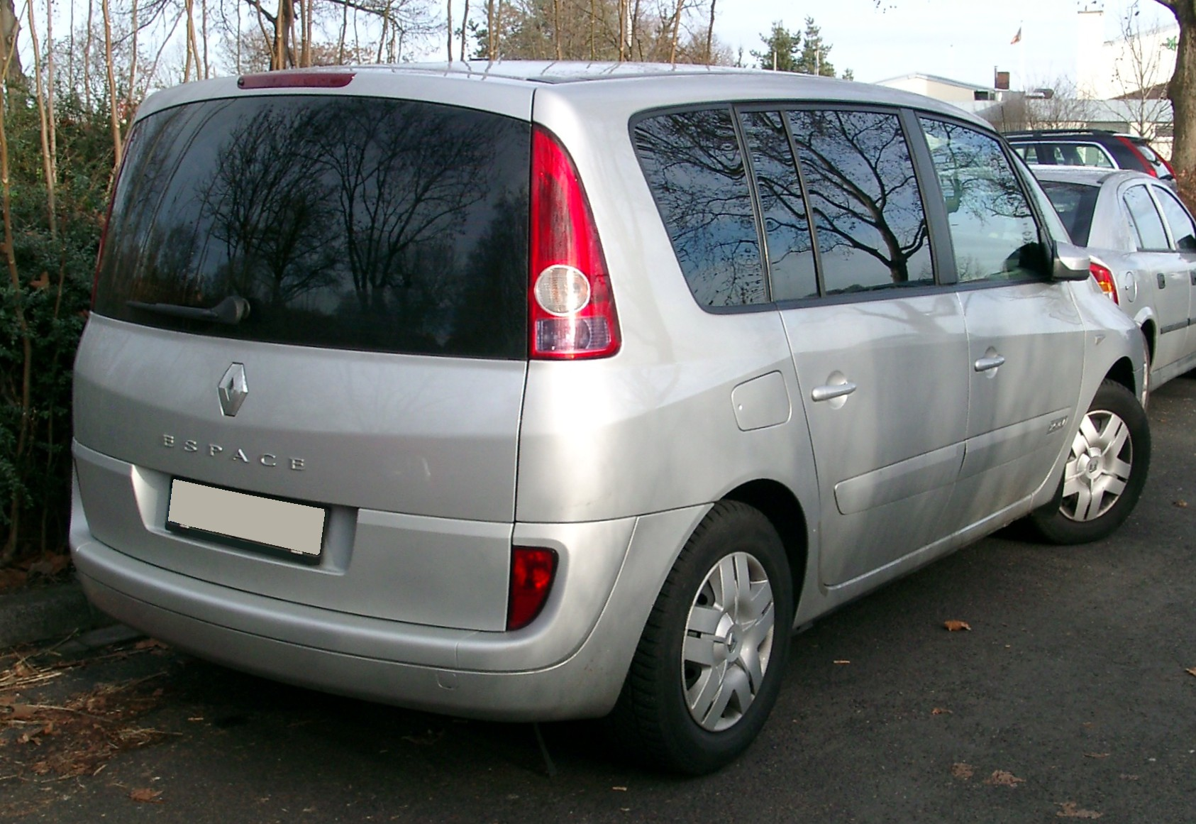 file renault espace rear wikimedia commons. Black Bedroom Furniture Sets. Home Design Ideas