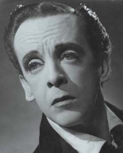 Robert Helpmann Australian dancer, actor, theatre director and choreographer