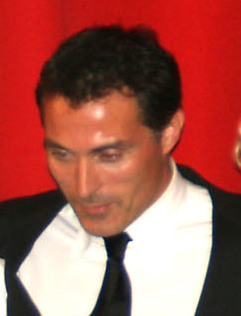 Rufus Sewell British film, television, and theatre actor