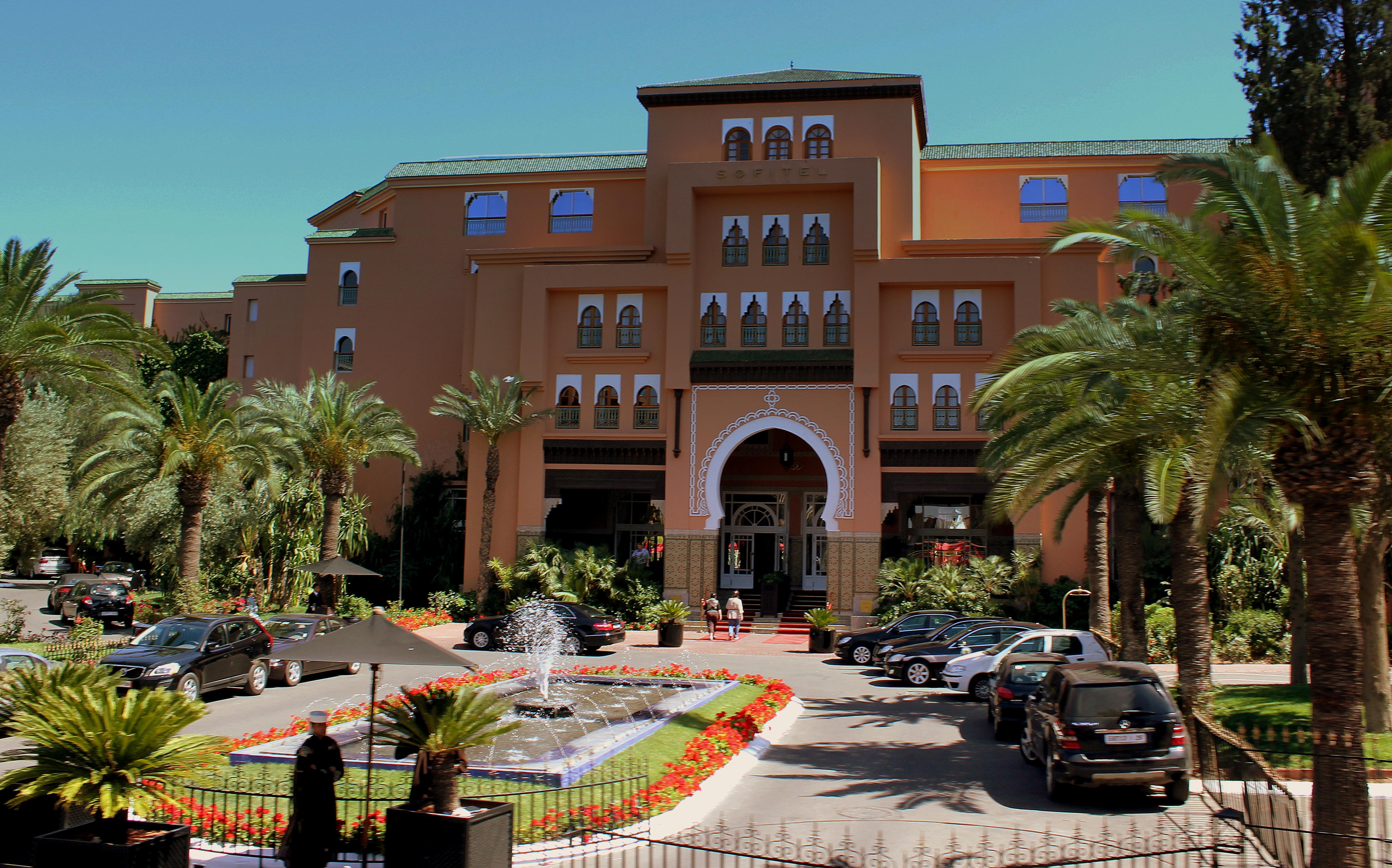 File sofitel hotel marrakech morocco april 2013 for Hotels marrakech
