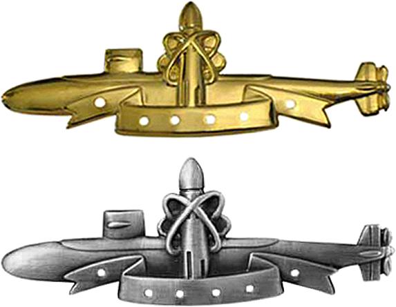 SSBN Deterrent Patrol insignia - Wikipedia