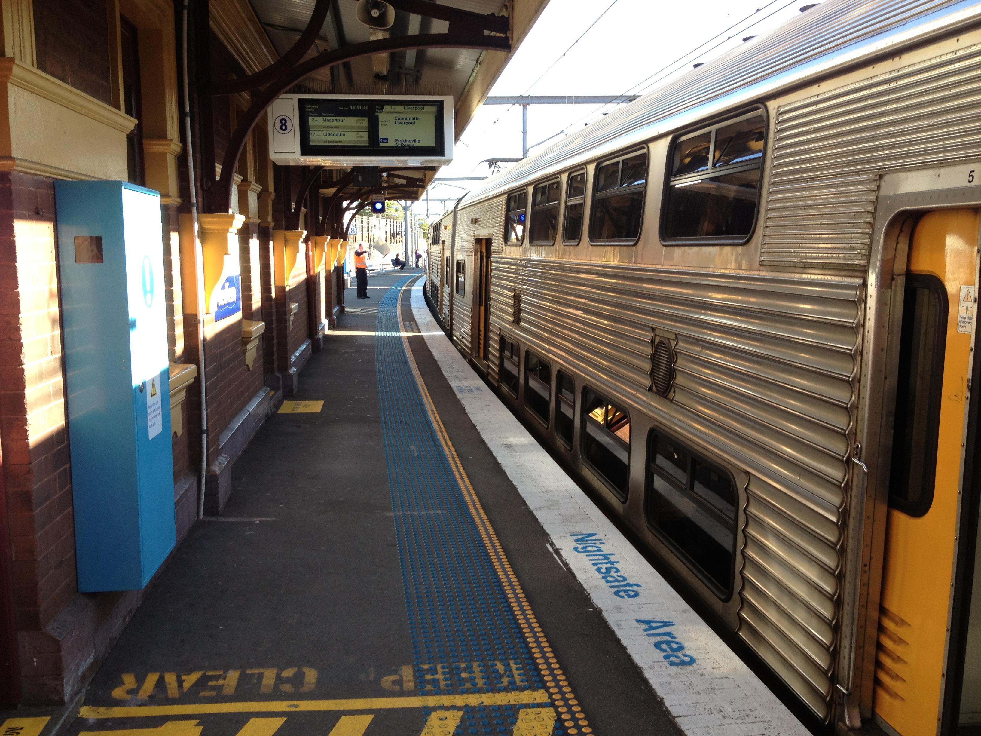 redfern station - photo #19