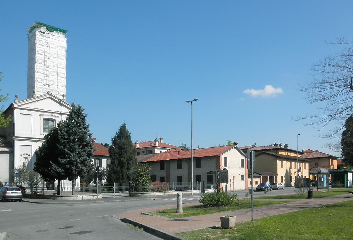 Civesio wikipedia - Piastrelle san giuliano milanese ...