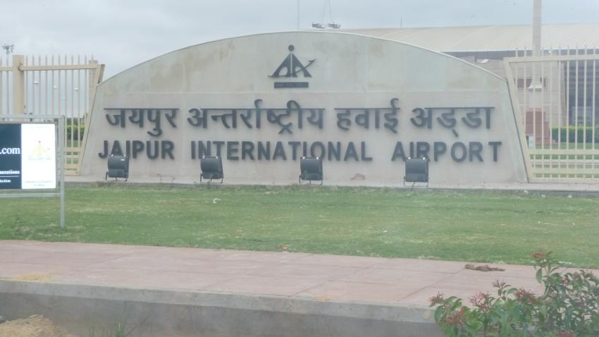 Sanganer Airport Jaipur