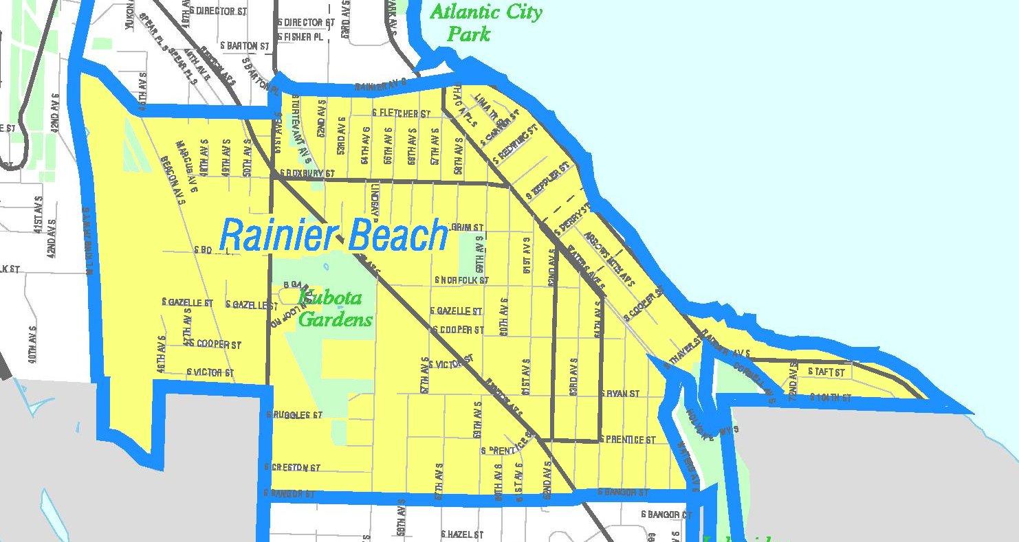 Alki Beach Seattle Map.Rainier Beach Seattle Wikipedia