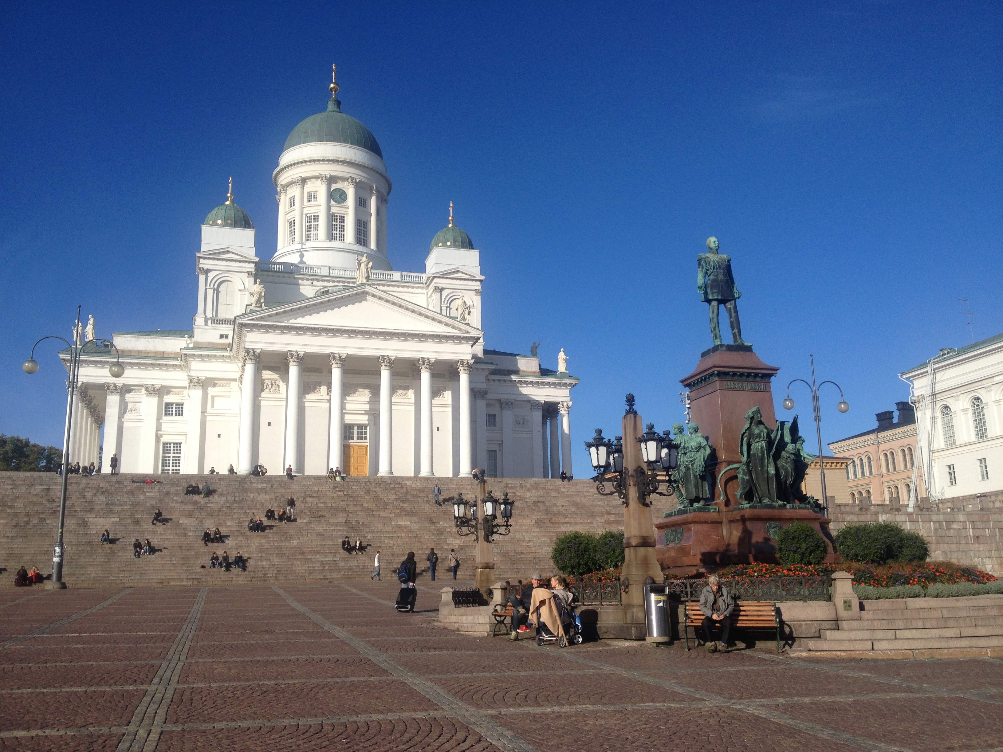 Senate Square with its surroundings on 28th September 2014 1.jpg