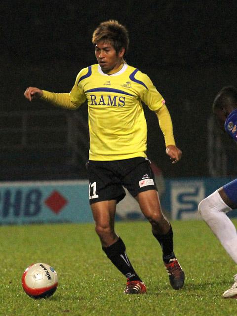Shamsurin Abdul Rahman (Malaysian footballer) Shamsurin Abdul Rahman Wikipedia
