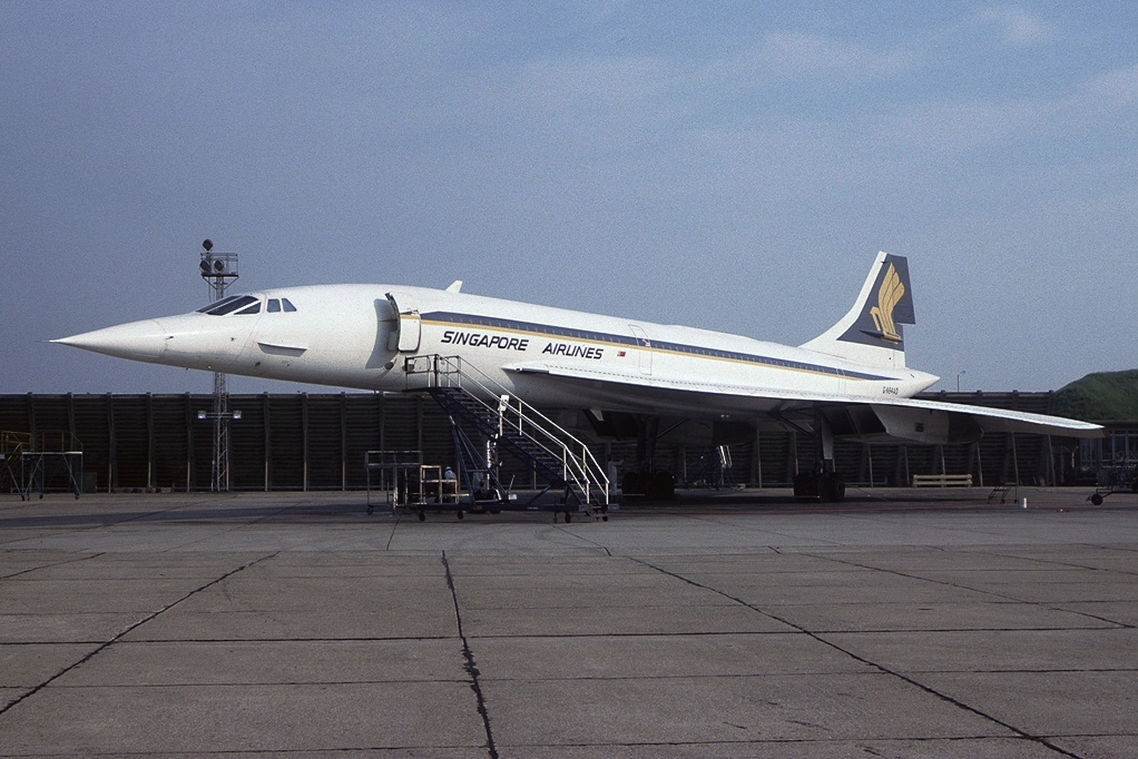 Airline Livery History Singapore Airlines Livery