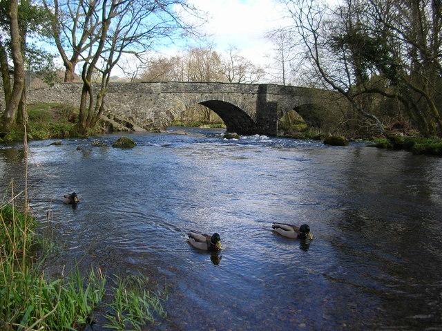 Skelwith Bridge - geograph.org.uk - 370786