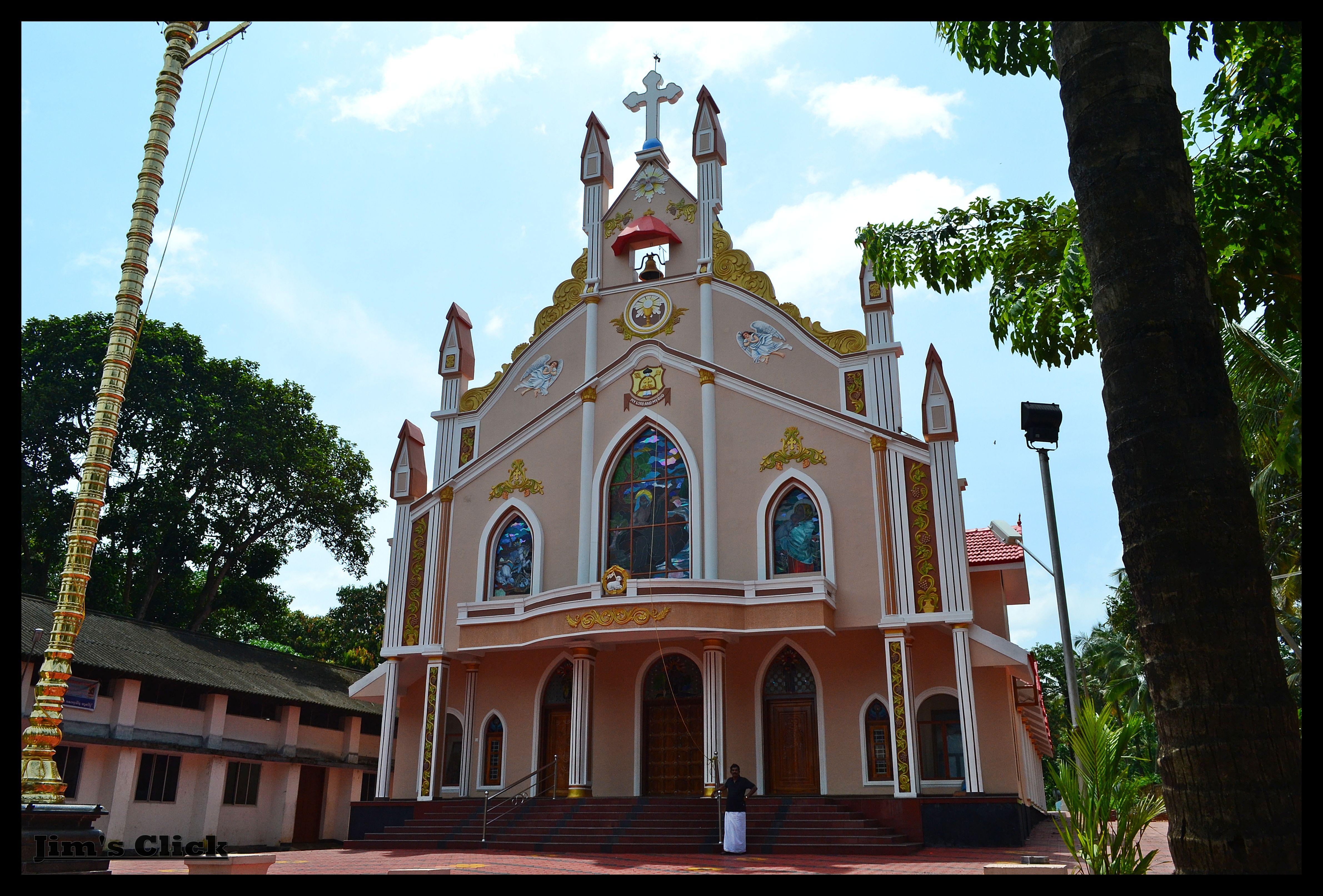 File:St Elijah Orthodox Syrian Church in July 2011.jpg - Wikimedia ...