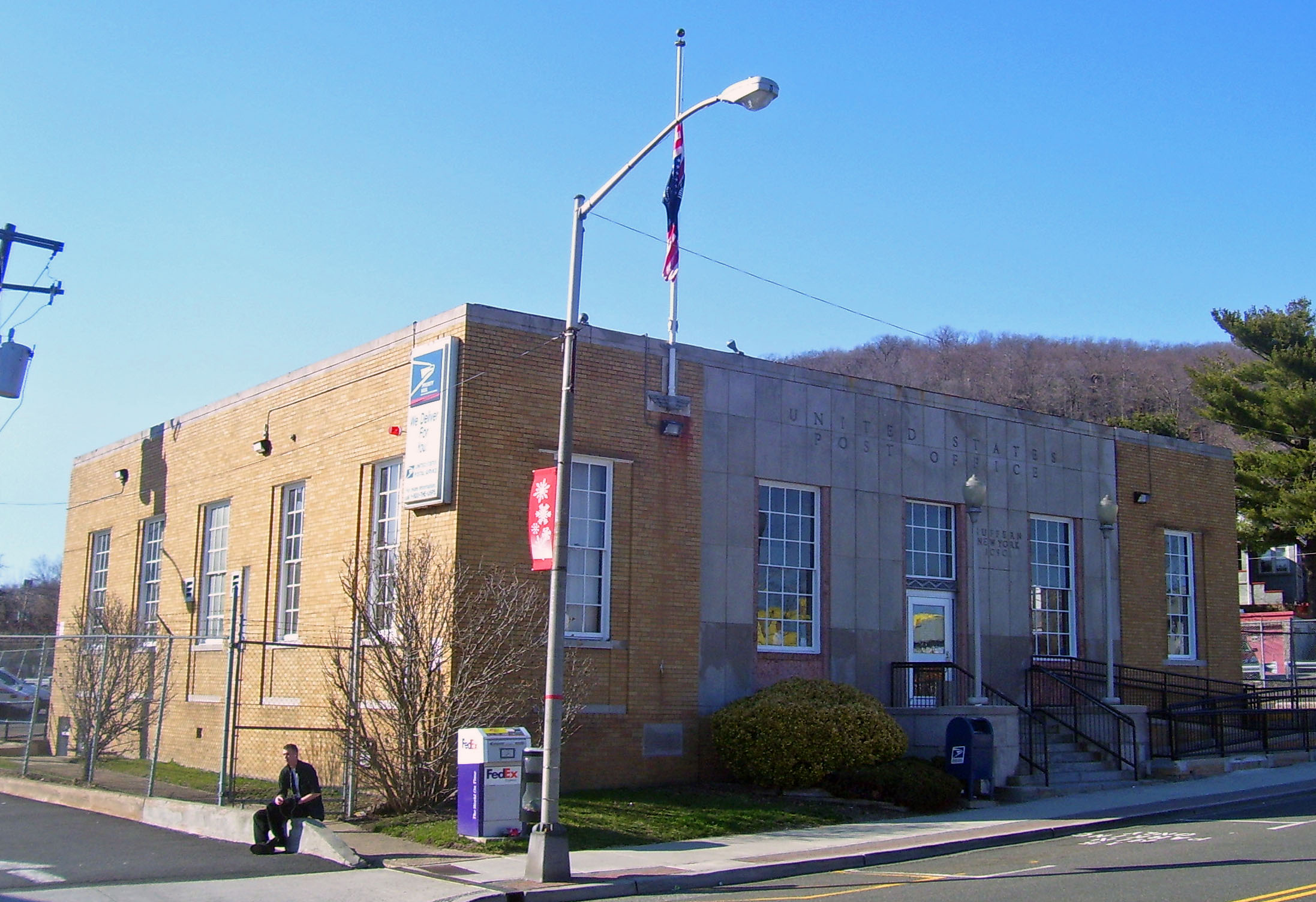 United States Post fice Suffern New York