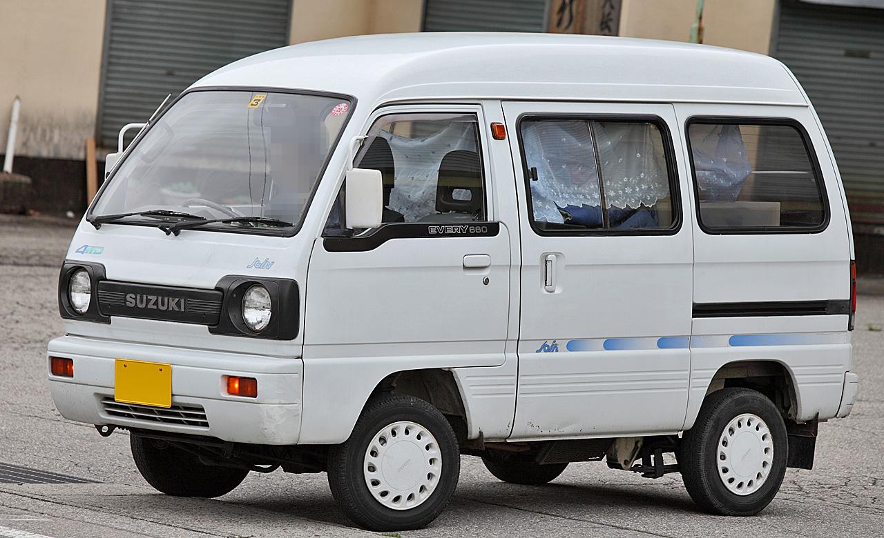Suzuki Every Joypop