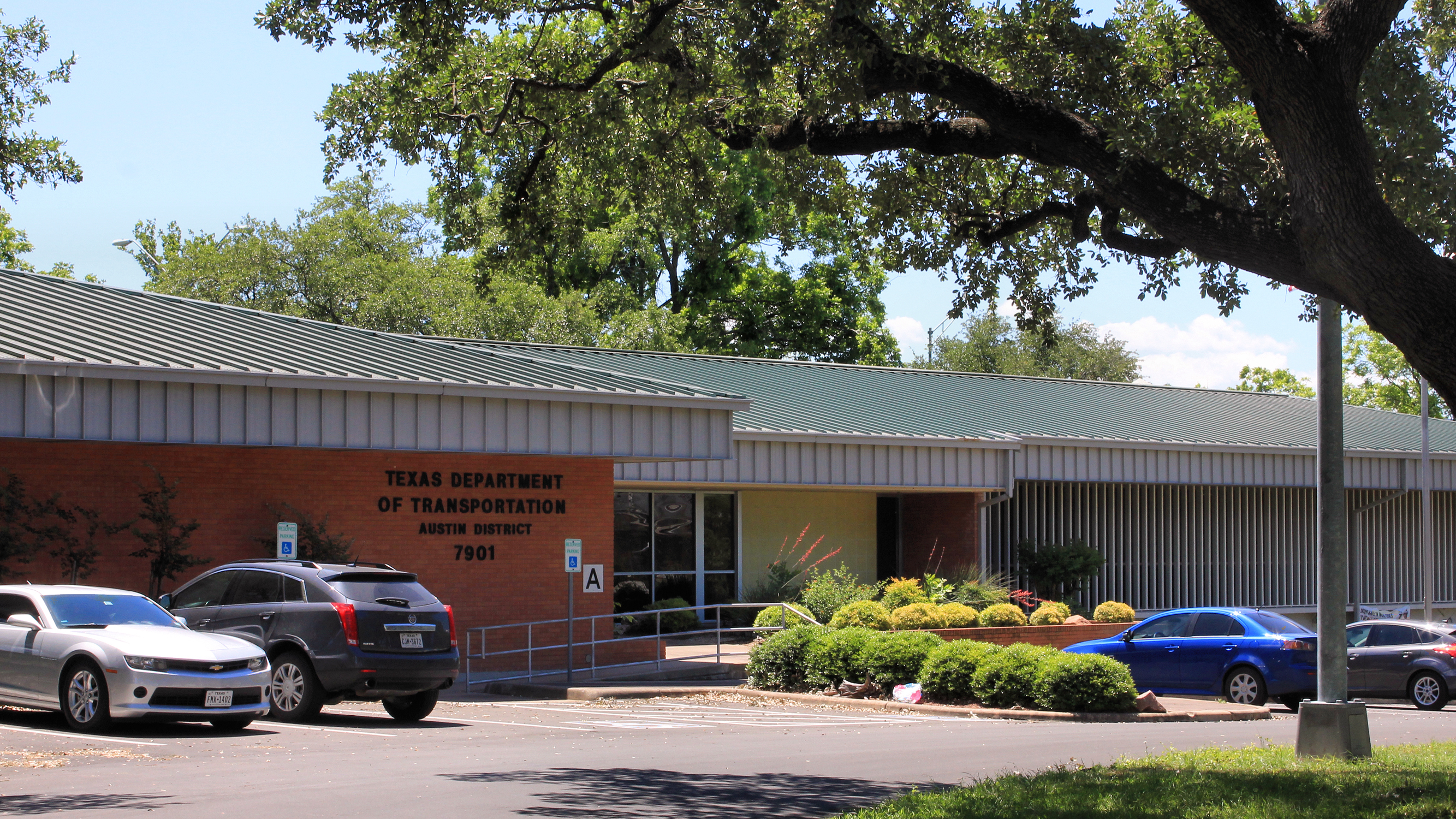 Texas A&M Forest Service, Texas Department of Transportation, Texas A&M  Engineering Extension Service and
