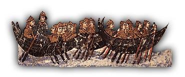 Invasión de Creta por los árabes. Códice Skylitzes de Madrid