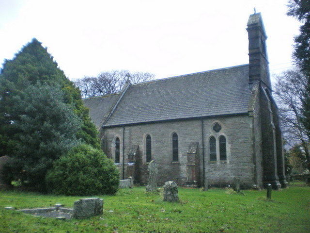 The Church of St Mary and St John, Hardraw - geograph.org.uk - 1606185
