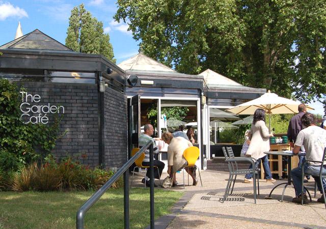 Cafe Gustav See
