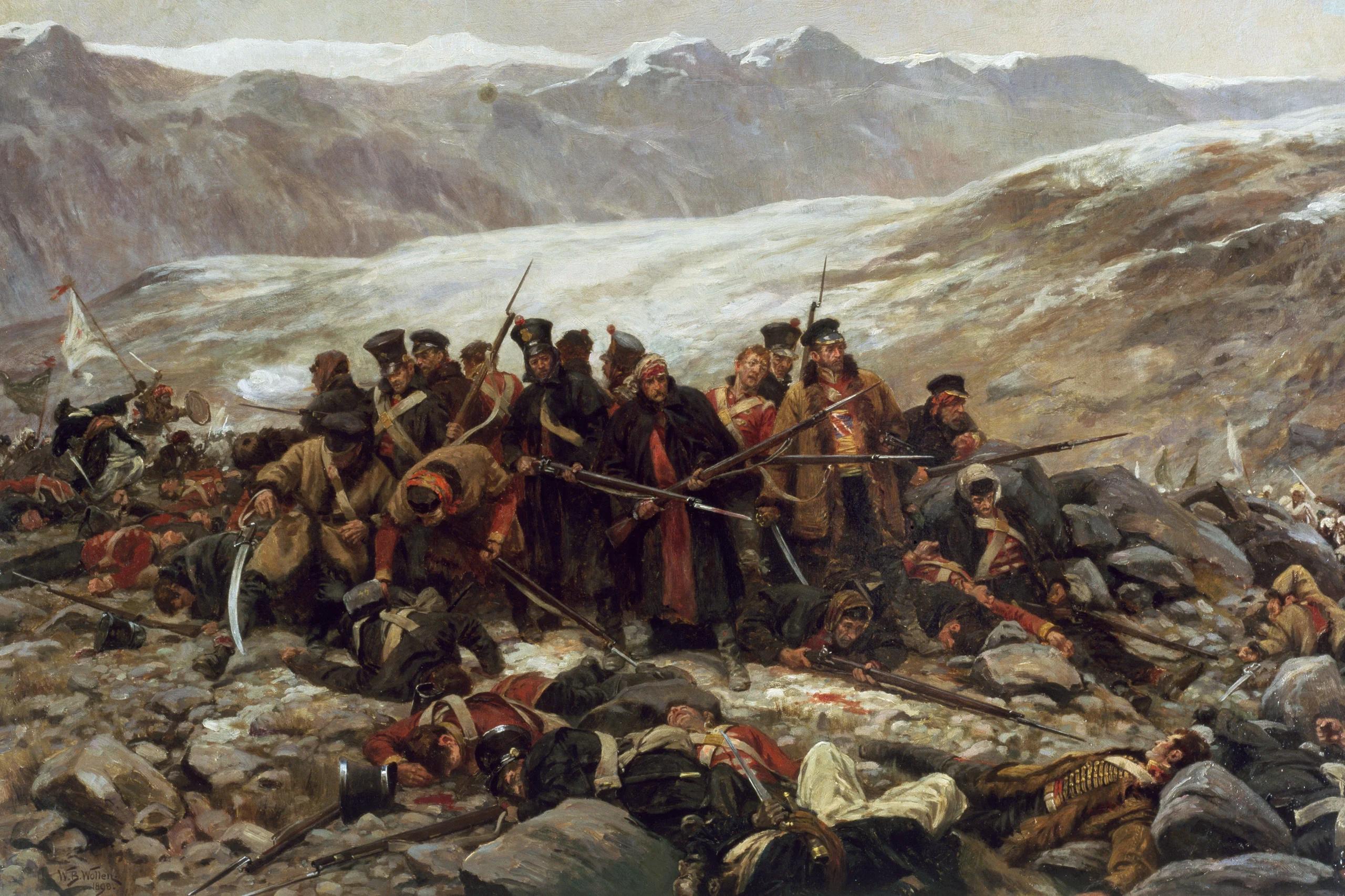 Schlacht von Gandamak – Wikipedia