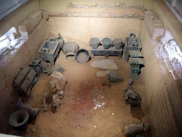 Tomb Fu Hao YinXu