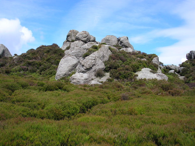 Truckle Crags - geograph.org.uk - 508838