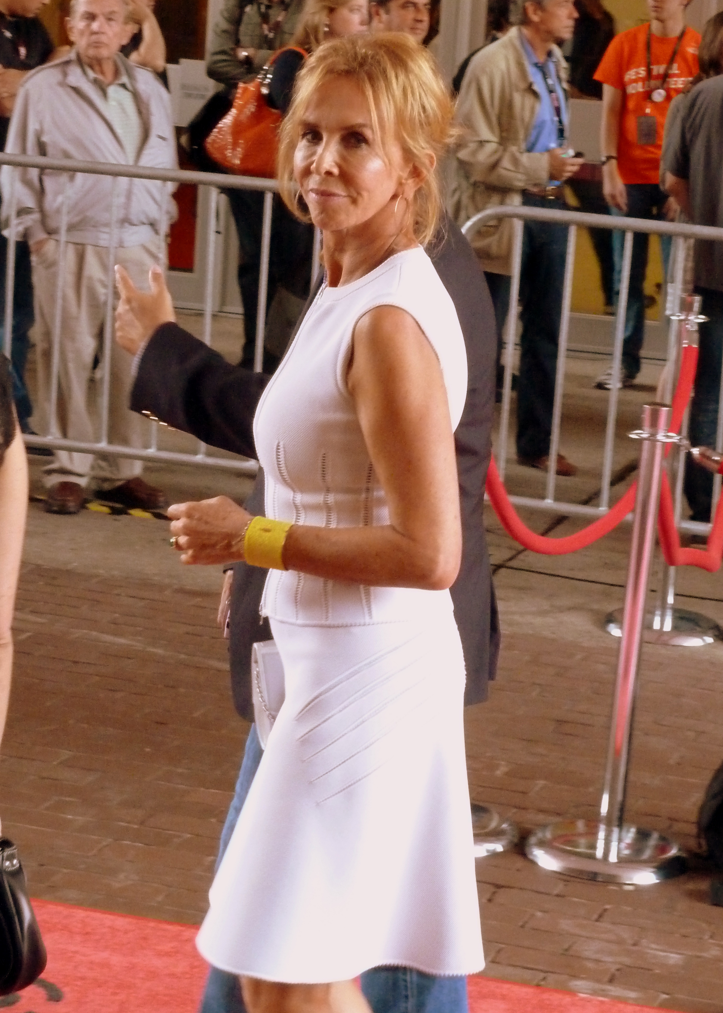 Trudie Styler (born 1954)