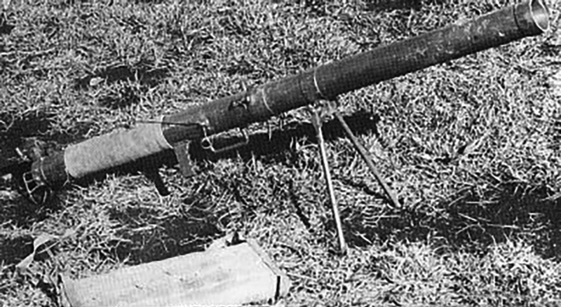 Type 4 70 mm AT Rocket Launcher - Wikipedia