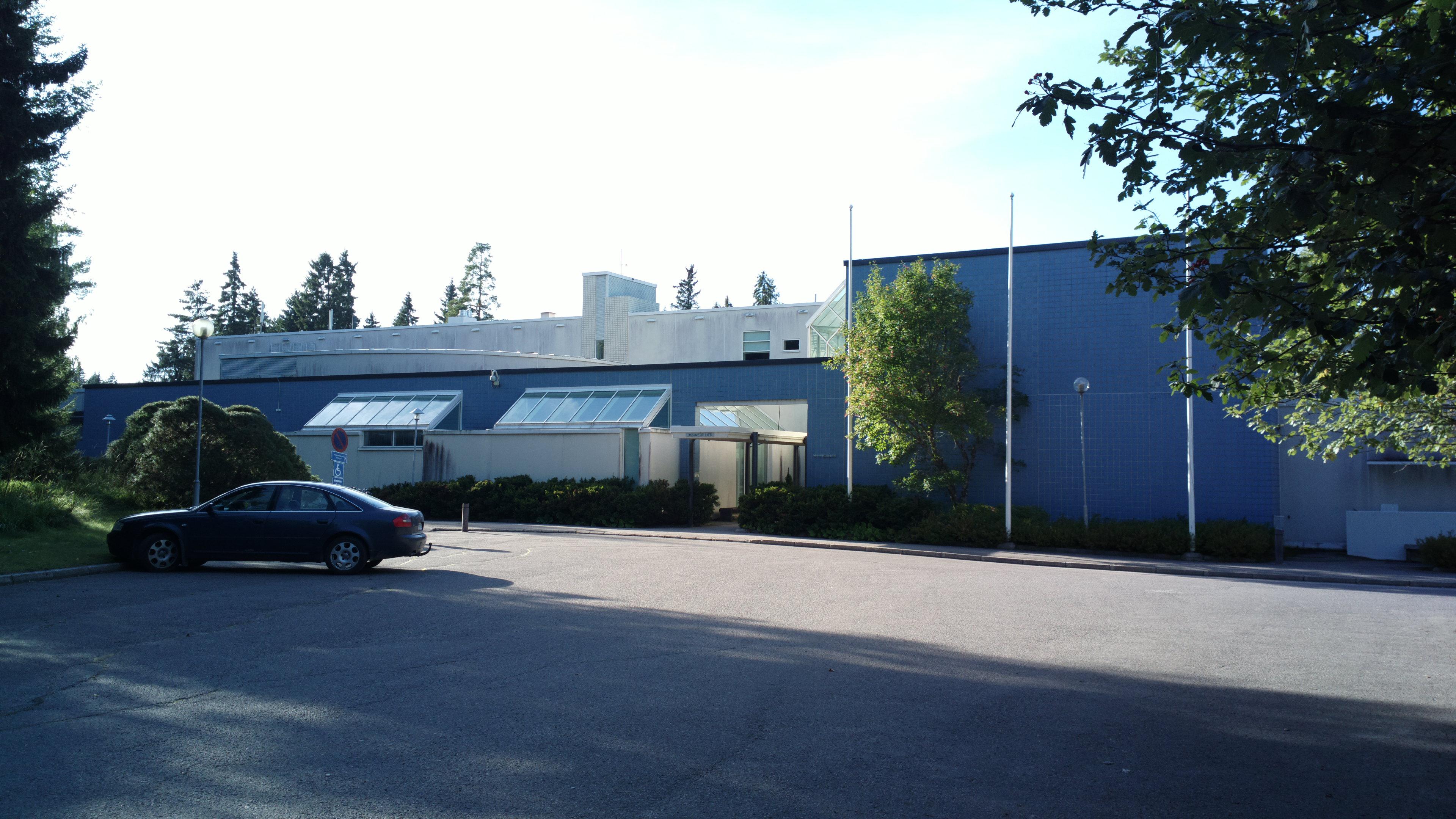 Ii Instituutti