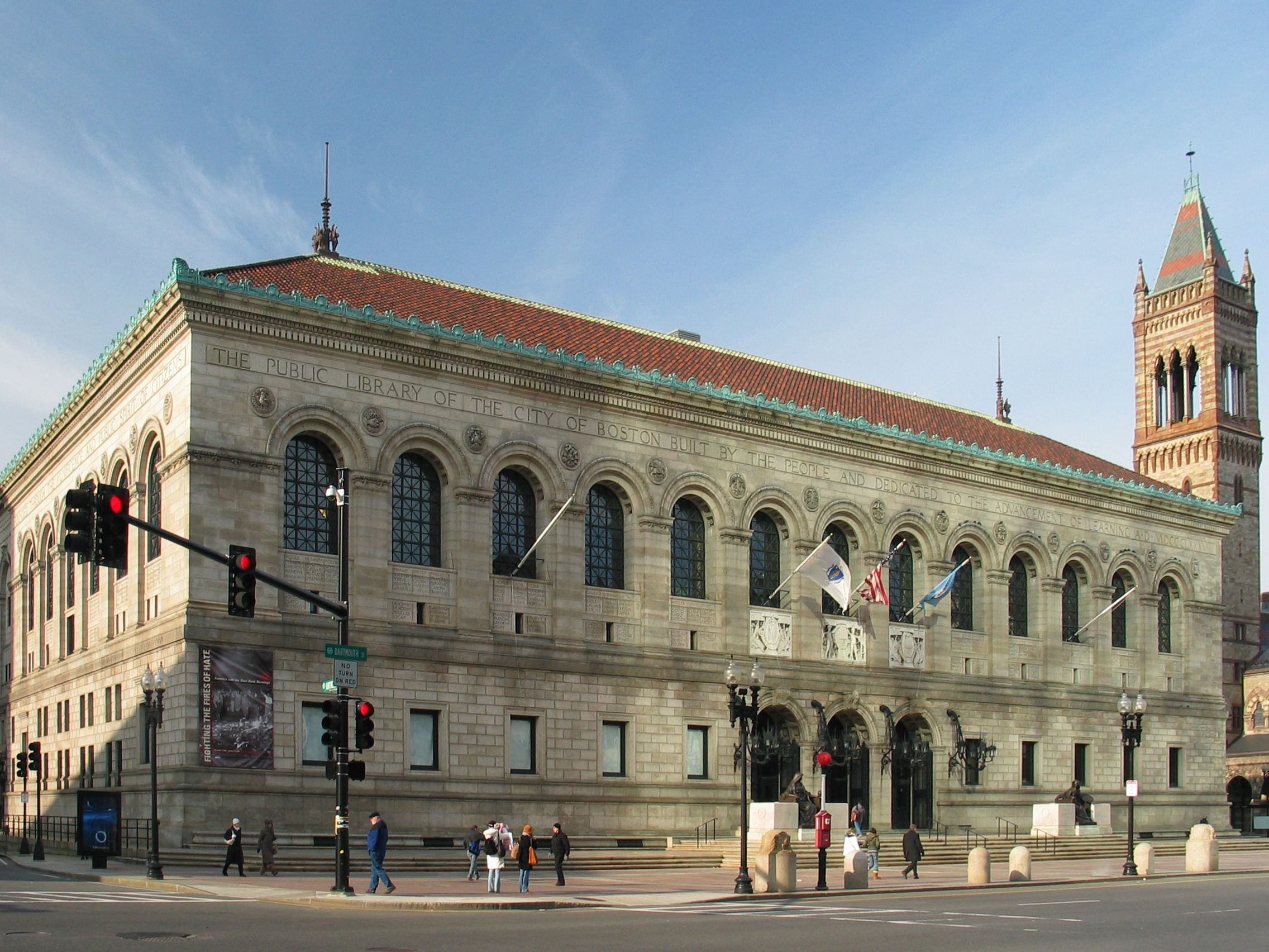 history of bpl The boston public library was formally founded in 1848, and the opening of the east boston branch in 1870 made it the first branch library in the united states there's an enviable collection of .