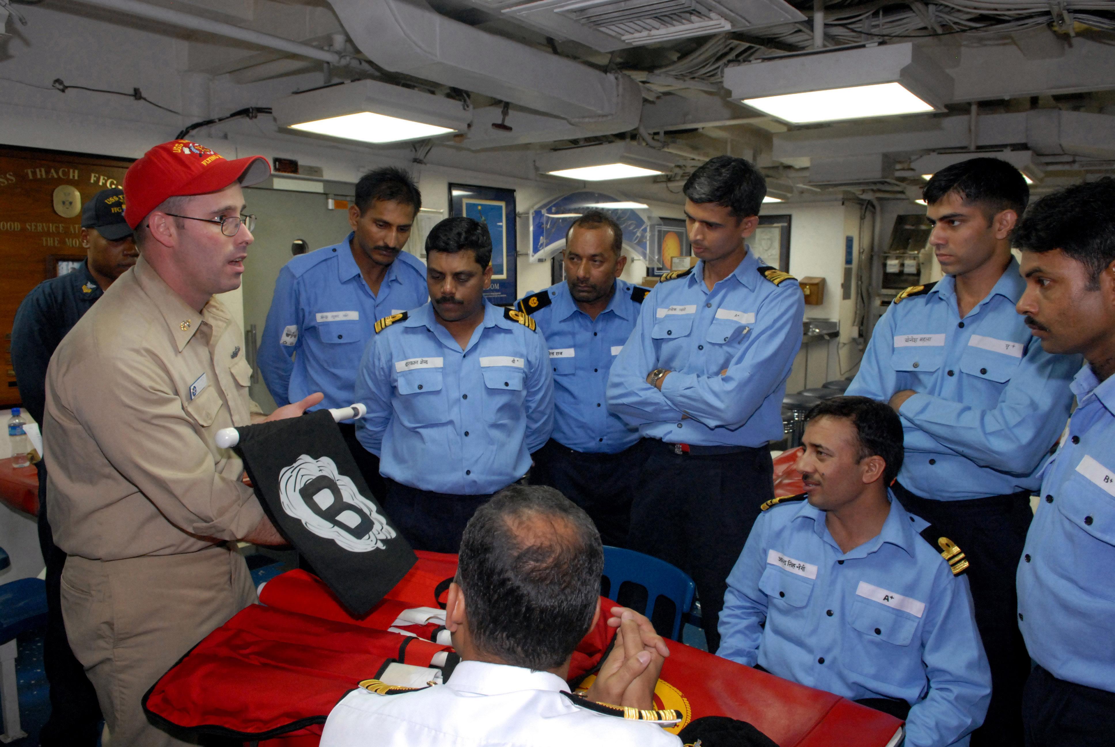 Tom kennedy us army claims service - File Us Navy 081018 N 1635s 010 Chief Damage Controlman Tom Kennedy