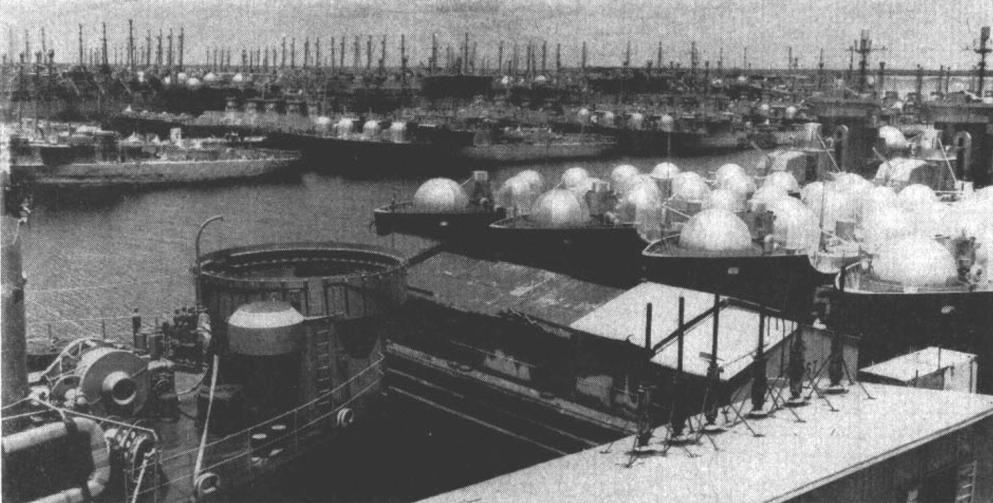 File us navy reserve fleet at green cove springs c1951 jpg