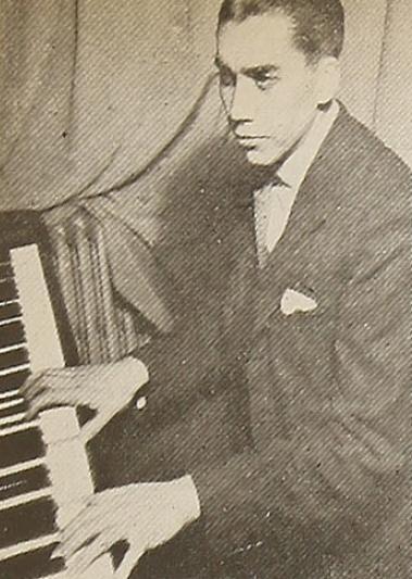 Vicente Bianchi en 1943.