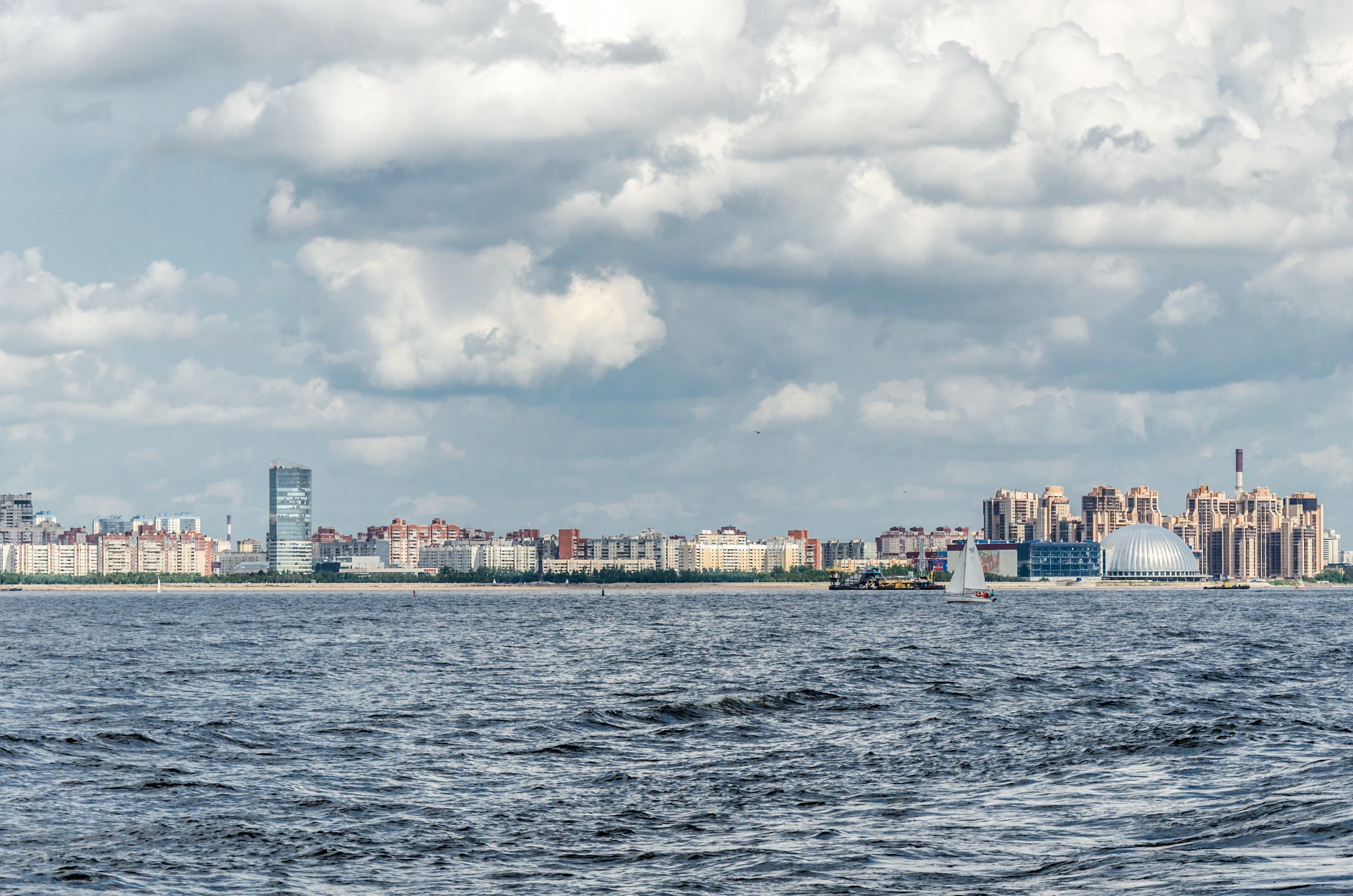 знакомства санкт петербург приморский район