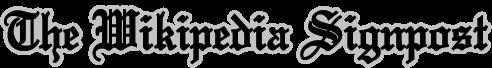 The Wikipedia Signpost
