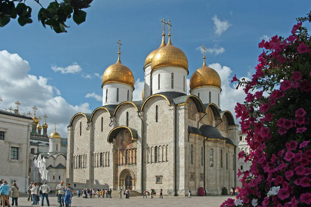 Святогорский СвятоУспенский монастырь